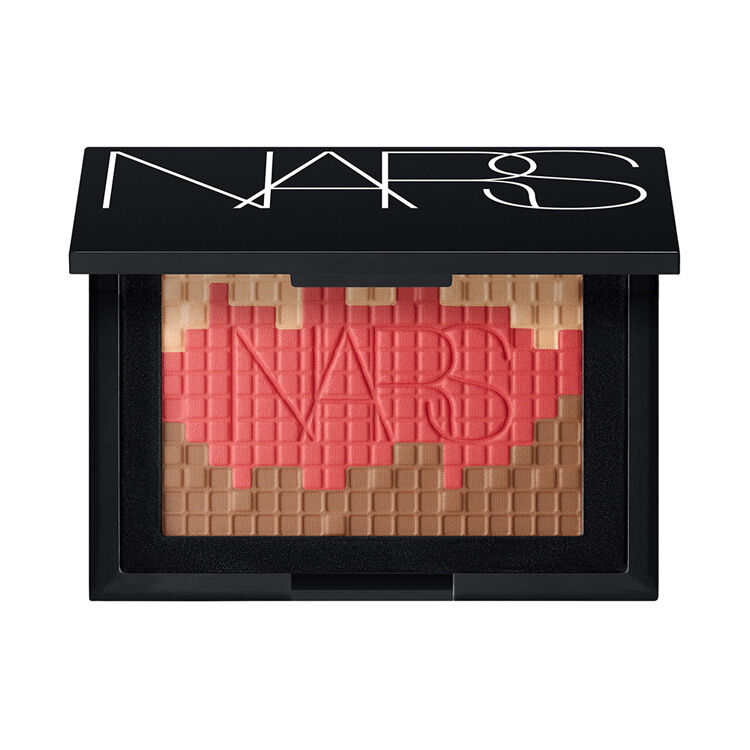 Mosaic Glow Blush, NARS Highlighter