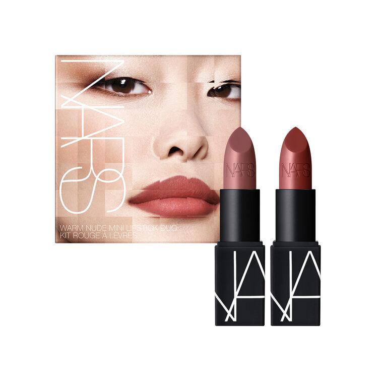 Warm Nude Mini Lipstick Duo, NARS Lips