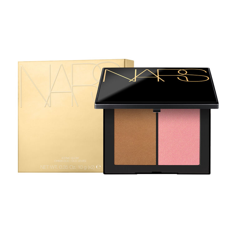 ICONIC GLOW CHEEK DUO, NARS New arrivals