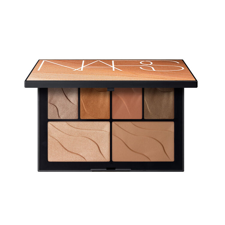 Summer Lights Face Palette, NARS Bestsellers