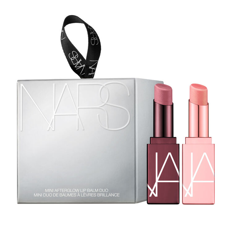 MINI AFTERGLOW LIP BALM DUO, NARS Holiday Collection