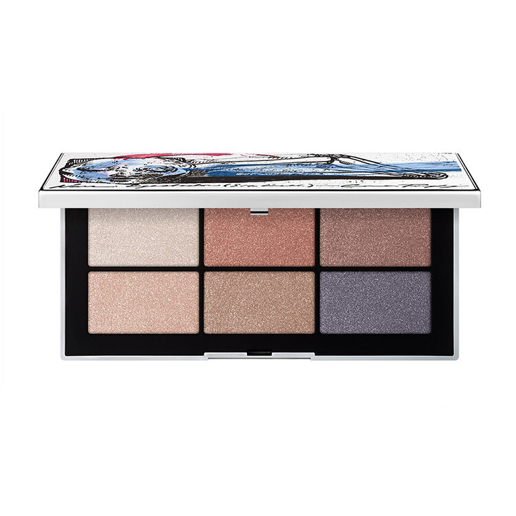 Connor Tingley Eyeshadow Palette, NARS Eye Palettes