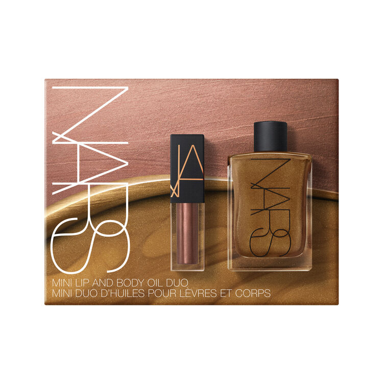Mini Lip and Body Oil Duo, NARS Bronzing Collection