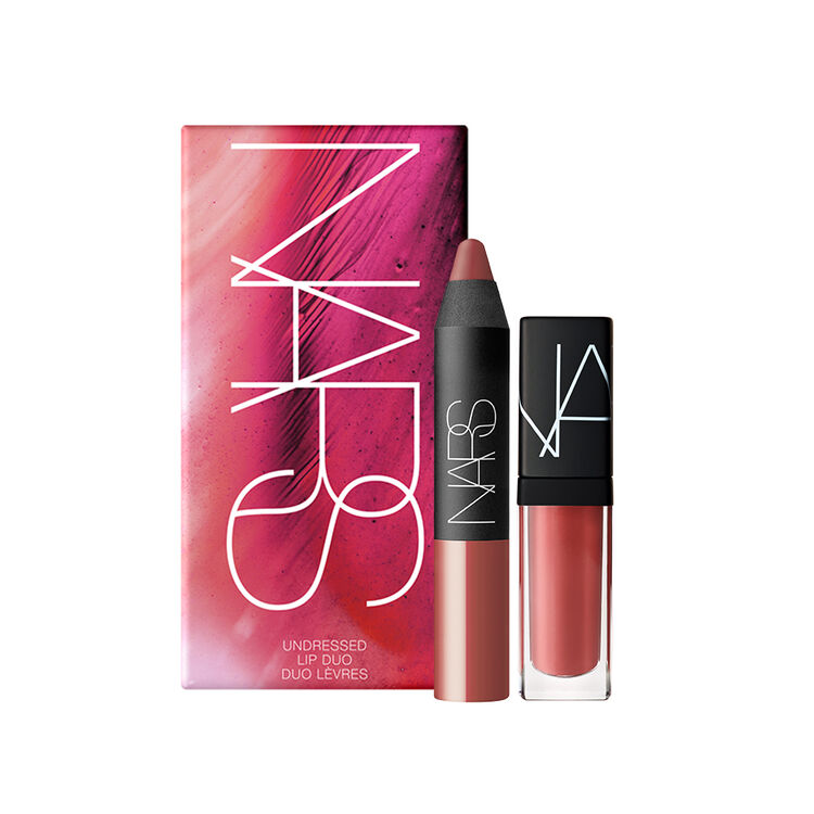 Undressed Lip Duo, NARS Travel Size