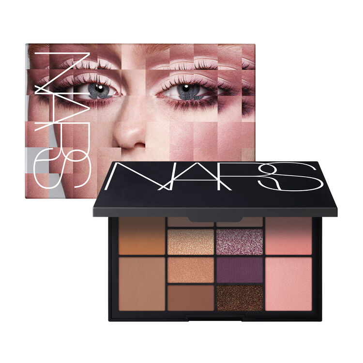 Makeup Your Mind Eye and Cheek Palette, NARS Cheek Palettes