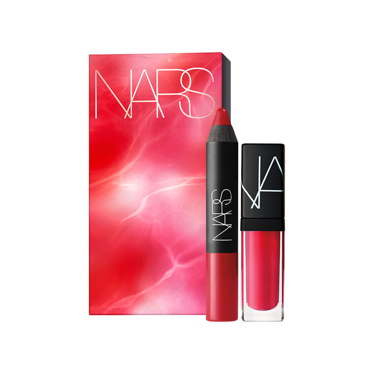 Explicit Color Lip Duo, NARS Travel Size