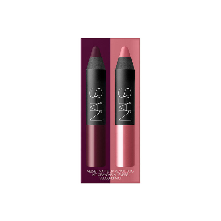 Mini Duo Velvet Matte Lip Pencil