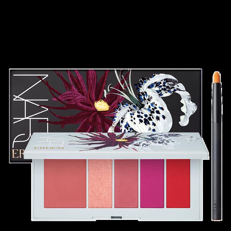 Poison Rose Lip Powder Palette