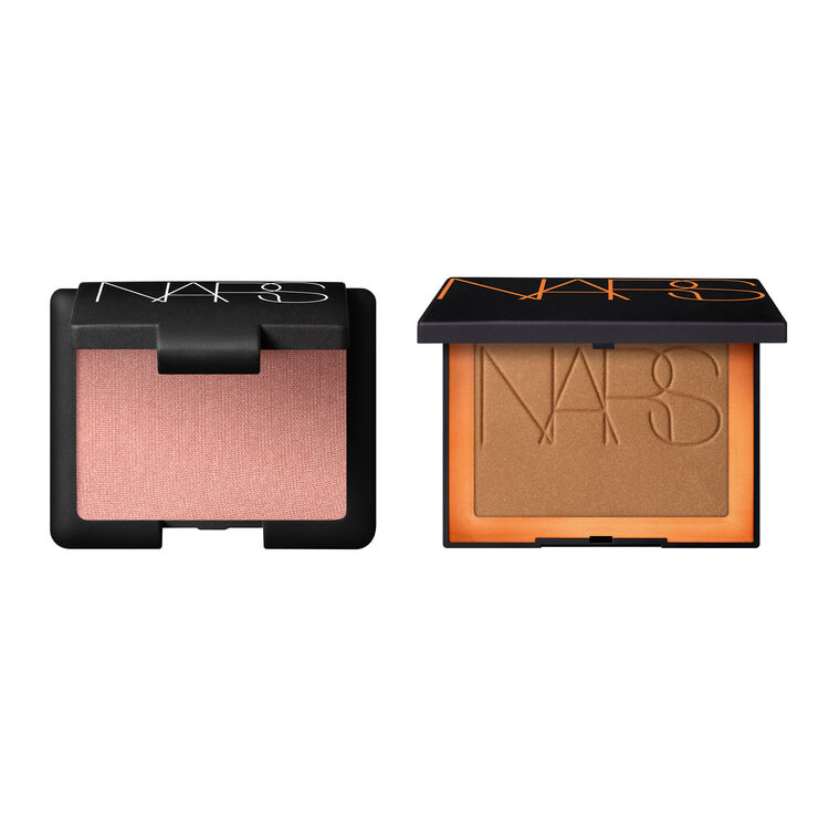 THE ICONIC BLUSH & BRONZER BUNDLE, NARS New arrivals