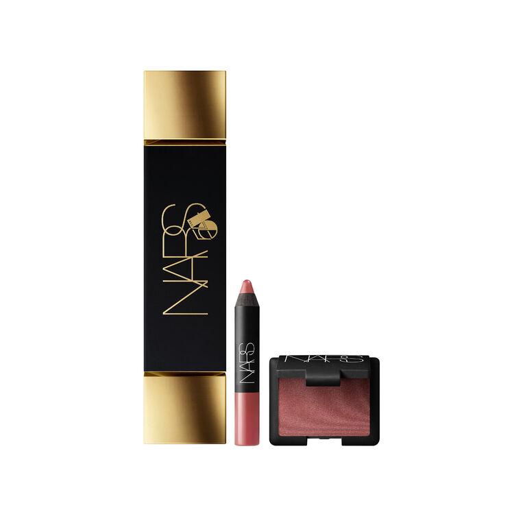 Studio 54 Dolce Vita Cracker, NARS Lips